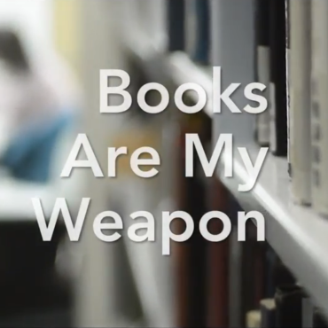 Books are my Weapon (2018)